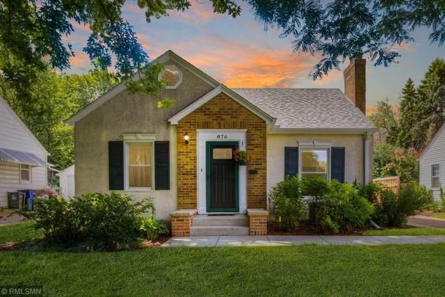 876 Nebraska Avenue W, Saint Paul, MN 55117 (#5623149) :: The Pietig Properties Group