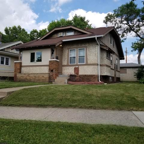 2322 Irving Avenue N, Minneapolis, MN 55411 (#5623571) :: The Odd Couple Team