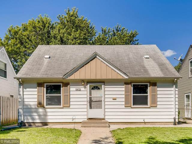 5832 46th Avenue S, Minneapolis, MN 55417 (#5624729) :: Tony Farah | Coldwell Banker Realty