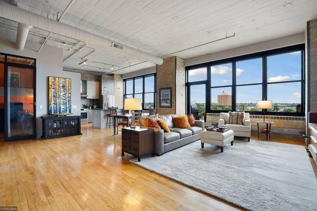 290 Market Street #407, Minneapolis, MN 55405 (#5626239) :: Bos Realty Group