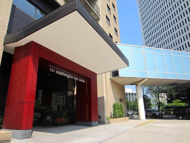 121 Washington Avenue S #1706, Minneapolis, MN 55401 (#5626907) :: Bos Realty Group