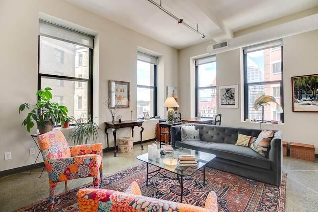 350 Saint Peter Street #701, Saint Paul, MN 55102 (#5629356) :: The Pietig Properties Group