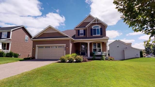 7642 Palmgren Avenue NE, Otsego, MN 55330 (#5629851) :: The Pietig Properties Group