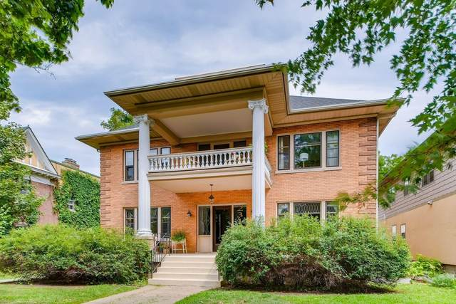 2317 Humboldt Avenue S #2, Minneapolis, MN 55405 (#5630383) :: Bos Realty Group