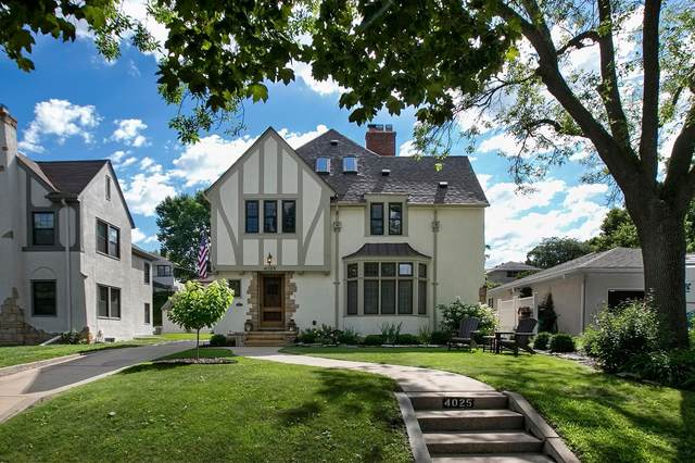 4025 Dupont Avenue S, Minneapolis, MN 55409 (#5631067) :: The Pietig Properties Group