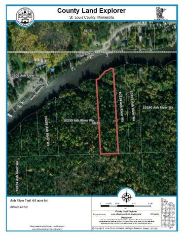 TBD 4.6 Ash River Trail, Orr, MN 55771 (#5631118) :: The Michael Kaslow Team