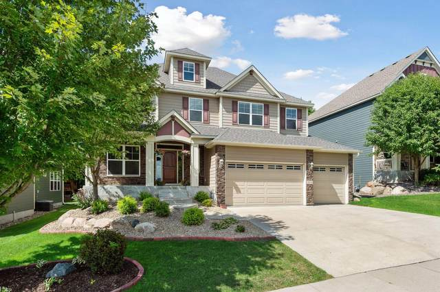 15712 57th Place N, Plymouth, MN 55446 (#5631131) :: Bos Realty Group