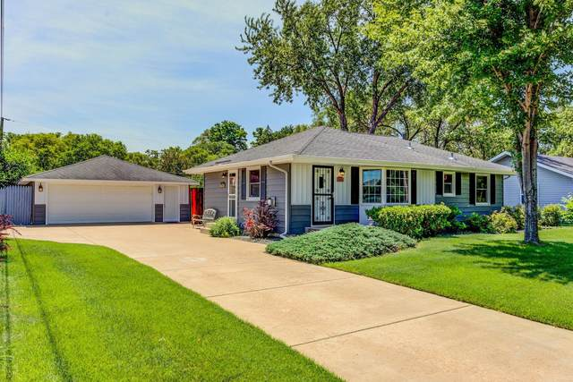 2400 110th Avenue NW, Coon Rapids, MN 55433 (#5631888) :: Bos Realty Group