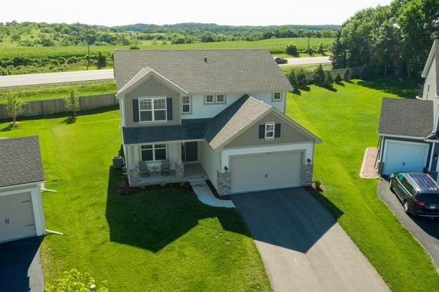 5698 Fair Haven Trail, Woodbury, MN 55129 (#5632328) :: The Pietig Properties Group