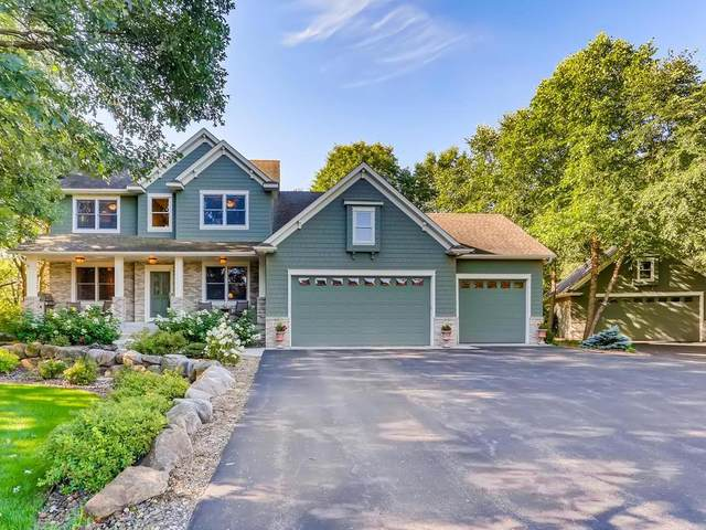 2212 158th Avenue NW, Andover, MN 55304 (#5632687) :: Tony Farah | Coldwell Banker Realty