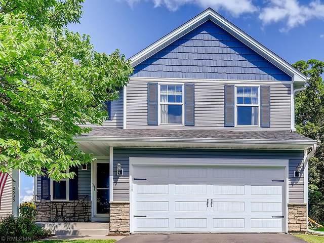 12535 Quemoy Street NE, Blaine, MN 55449 (#5632851) :: The Pietig Properties Group