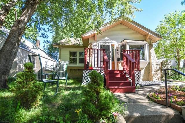 687 Cottage Avenue E, Saint Paul, MN 55106 (#5633038) :: The Pietig Properties Group