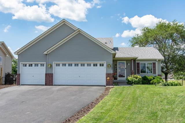 7507 Large Avenue NE, Otsego, MN 55301 (#5633205) :: Bos Realty Group