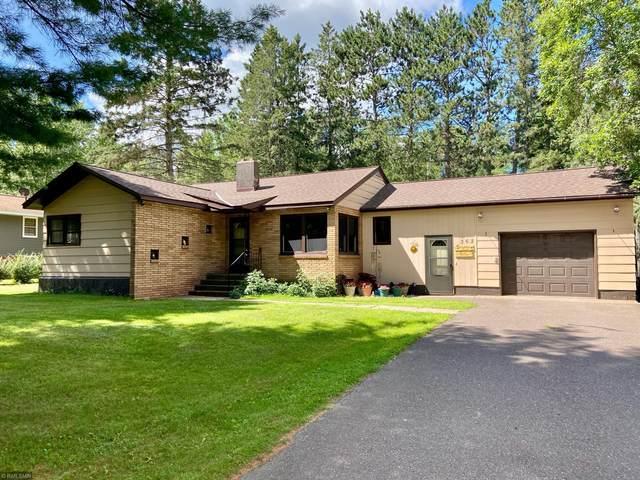362 Lakeshore Drive, Moose Lake, MN 55767 (#5633295) :: The Pietig Properties Group