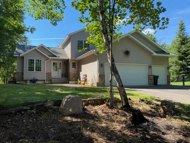 8455 Snowman Circle, Breezy Point, MN 56472 (#5633546) :: Bos Realty Group