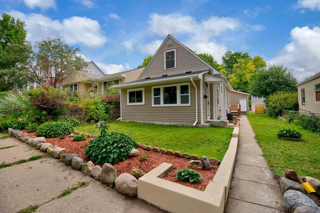 1807 Cleveland Street NE, Minneapolis, MN 55418 (#5633820) :: The Pietig Properties Group