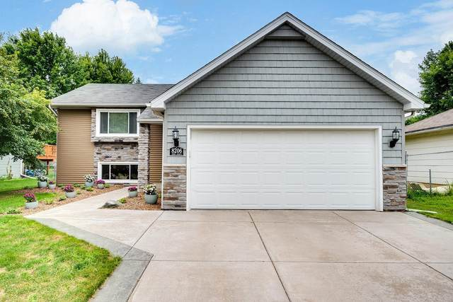 8206 Jergen Avenue S, Cottage Grove, MN 55016 (#5634235) :: Bos Realty Group