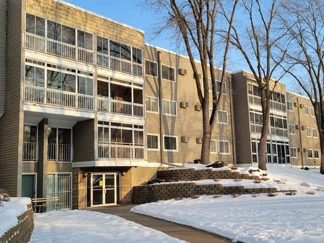 135 Viking Drive E #313, Little Canada, MN 55117 (#5634386) :: Bos Realty Group