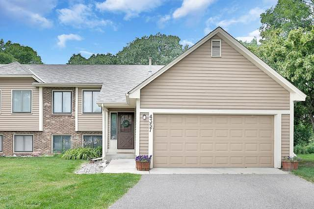 4357 Thornhill Lane, Vadnais Heights, MN 55127 (#5635906) :: Tony Farah | Coldwell Banker Realty