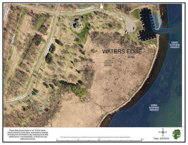 Lot 14 Waters Edge Drive NW, Walker, MN 56484 (#5636916) :: The Michael Kaslow Team