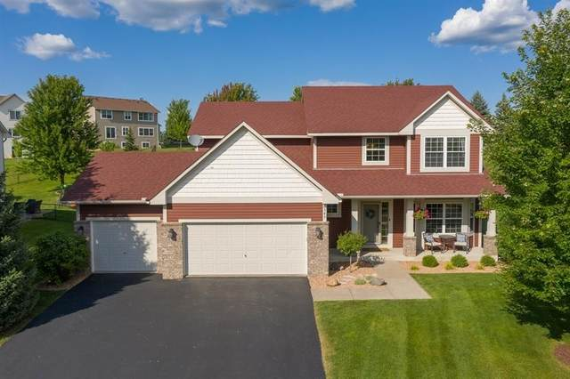 6345 Hedgecroft Avenue S, Cottage Grove, MN 55016 (#5637436) :: Holz Group