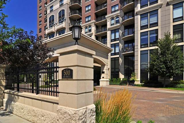 500 E Grant Street #2710, Minneapolis, MN 55404 (#5637778) :: The Janetkhan Group
