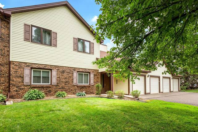 4322 Evergreen Drive #708, Vadnais Heights, MN 55127 (#5637859) :: Tony Farah | Coldwell Banker Realty