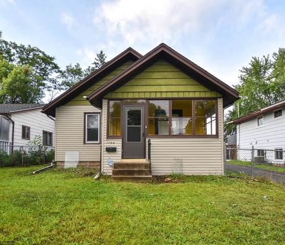 1108 45th Avenue NE, Columbia Heights, MN 55421 (#5640571) :: The Pietig Properties Group