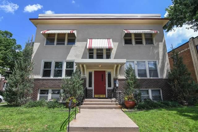 3701 Grand Avenue S #8, Minneapolis, MN 55409 (#5640817) :: The Preferred Home Team