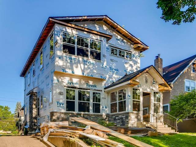 4328 Colfax Avenue S, Minneapolis, MN 55409 (#5640924) :: The Preferred Home Team