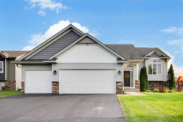 1092 152nd Lane NW, Andover, MN 55304 (#5641959) :: Servion Realty