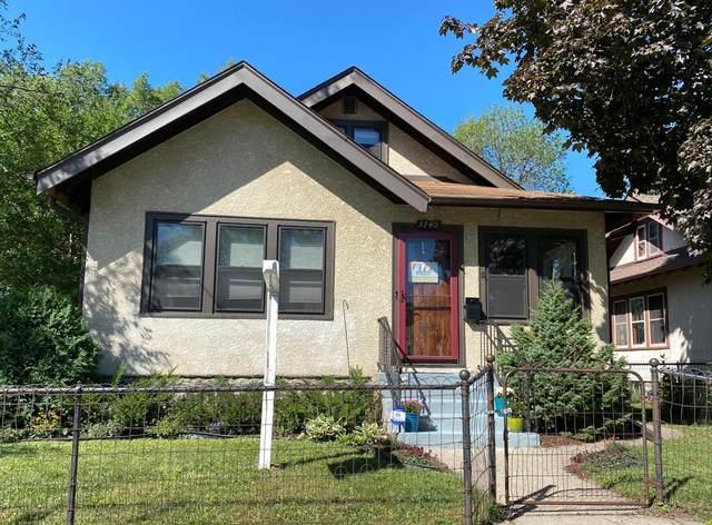 3740 Longfellow Avenue, Minneapolis, MN 55407 (#5642136) :: Bre Berry & Company