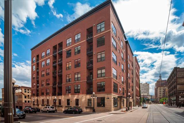 270 4th Street E #309, Saint Paul, MN 55101 (#5642440) :: Bos Realty Group