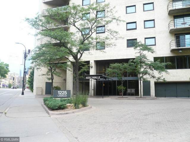 1225 Lasalle Avenue #906, Minneapolis, MN 55403 (#5642675) :: Servion Realty