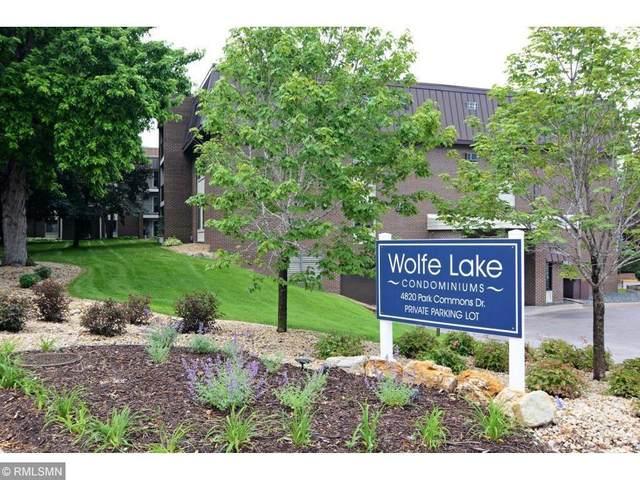 4820 Park Commons Drive #332, Saint Louis Park, MN 55416 (#5642757) :: The Janetkhan Group