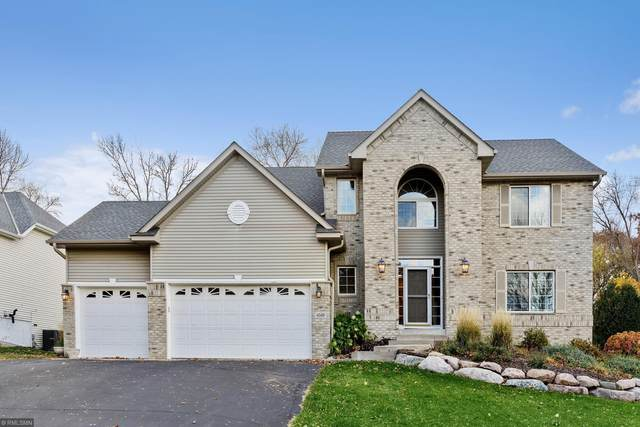 4549 Majestic Oaks Place, Eagan, MN 55123 (#5643234) :: Twin Cities South