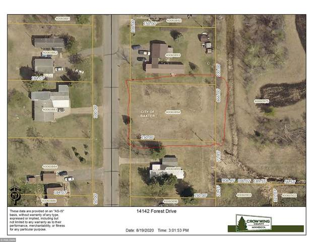 14142 Forest Drive, Baxter, MN 56425 (#5643900) :: Twin Cities South
