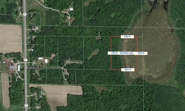 1420 183rd Lane, Ogilvie, MN 56358 (#5644550) :: The Pietig Properties Group