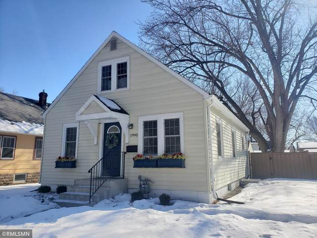 1990 Ivy Avenue E, Saint Paul, MN 55119 (#5646321) :: Tony Farah   Coldwell Banker Realty