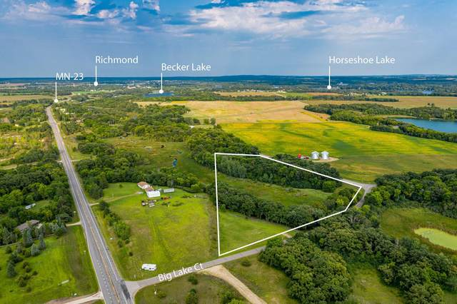 XXXXX Big Lake Road, Richmond, MN 56368 (#5646967) :: Twin Cities South