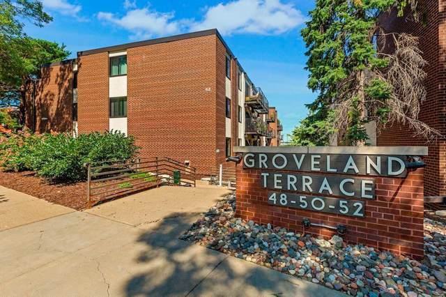 50 Groveland Terrace C107, Minneapolis, MN 55403 (#5649723) :: Servion Realty