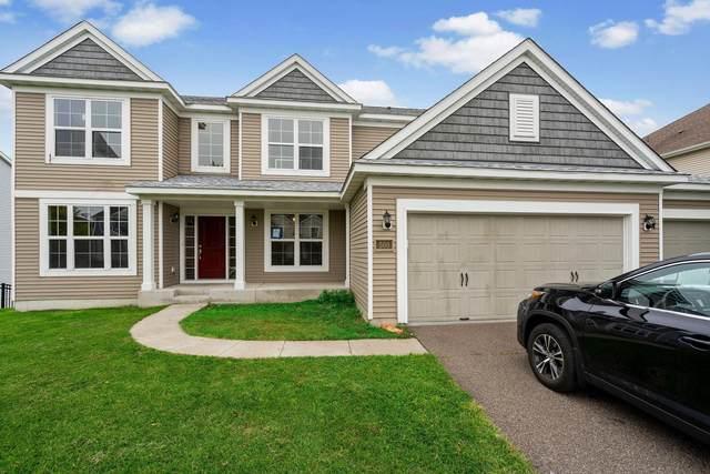500 122nd Avenue NE, Blaine, MN 55434 (#5657971) :: Tony Farah | Coldwell Banker Realty