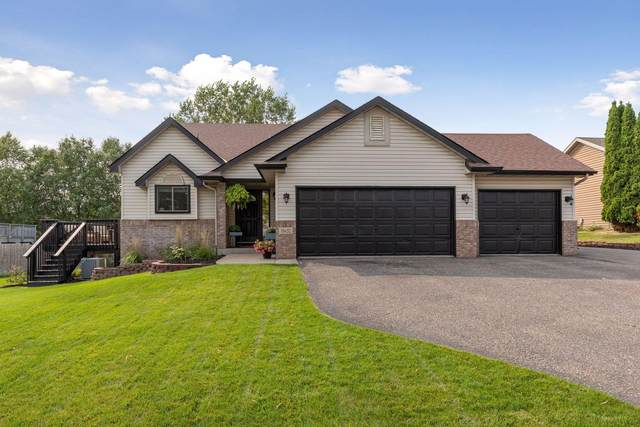 19432 Rush Street NW, Elk River, MN 55330 (#5658536) :: Servion Realty