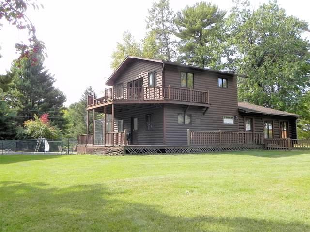 7474 Ranch Lane, Siren, WI 54872 (#5660097) :: Servion Realty