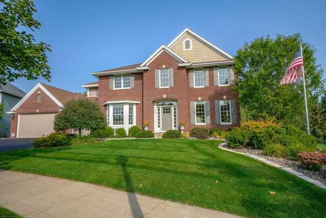 10694 Maple Boulevard, Woodbury, MN 55129 (#5660121) :: The Preferred Home Team