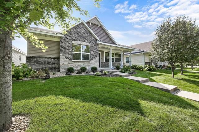 12349 N Lake Boulevard, Blaine, MN 55449 (#5660223) :: Tony Farah | Coldwell Banker Realty