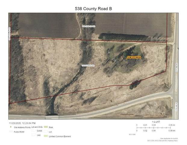 538 County Road B, Woodville, WI 54028 (#5660682) :: The Preferred Home Team