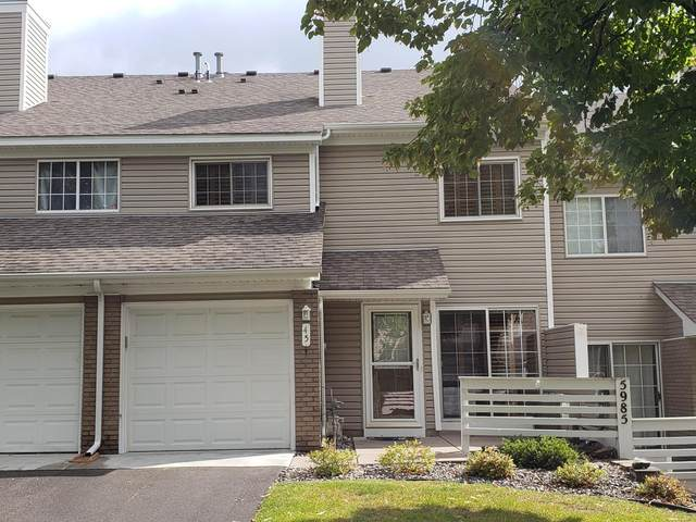 5985 Wedgewood Lane N #45, Plymouth, MN 55446 (#5660896) :: The Preferred Home Team