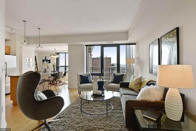500 E Grant Street #706, Minneapolis, MN 55404 (#5663437) :: Tony Farah | Coldwell Banker Realty