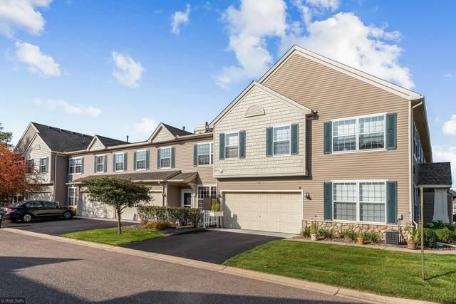 1508 111th Drive NE G, Blaine, MN 55449 (#5664038) :: The Pietig Properties Group
